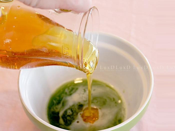 Công thức giảm cân cùng cần tây mật ong