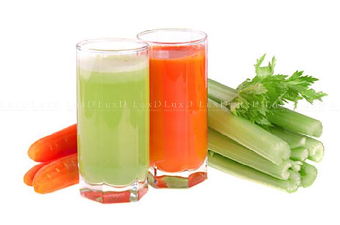 Công thức giảm cân cùng cà rốt