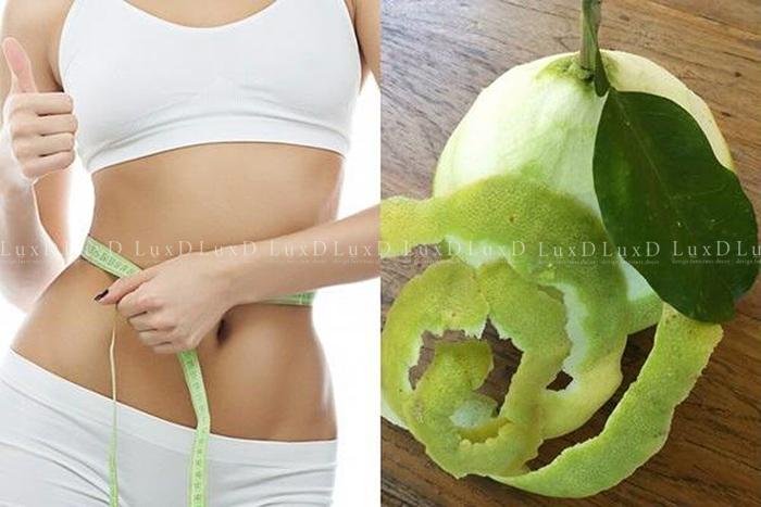 Giảm mỡ thừa, thúc đẩy quá trình giảm cân