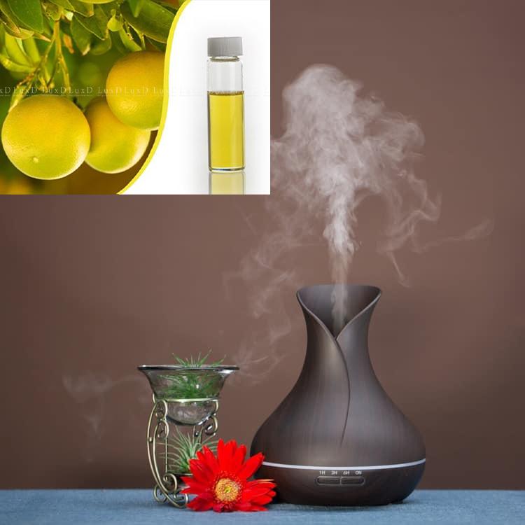 Mùi hương dễ chịu, giảm stress