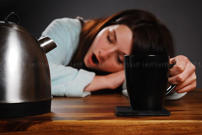 Cà phê mất ngủ là vì trong cà phê có chứa thành phần cafeine